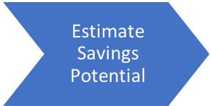 Opportunity Assessment Step 5 - Estimate Savings Potential